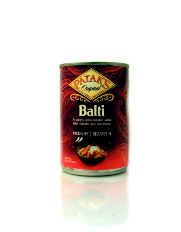 how to cook a balti