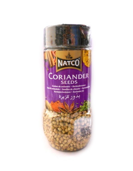 Natco Coriander Seeds Jar Buy Online At The Asian Cookshop